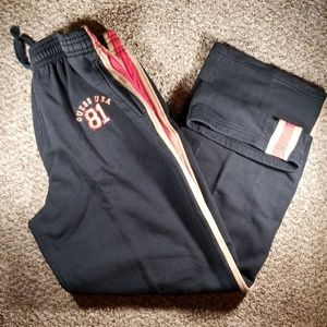 Guess Vintage Men's Heavyweight Sweatpants Size L